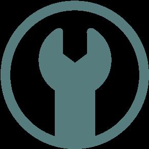 custom tooling icon