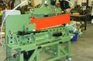 sheet metal shear