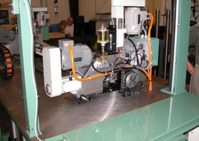 drill tap machine
