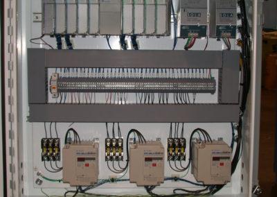 inline saw panel